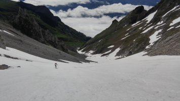 Esqui de montaña en Picos de Europa