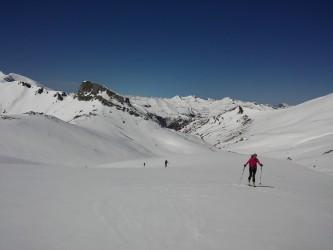 8 Remontando el valle de Luriana