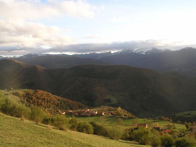 Casas rurales en Cahecho