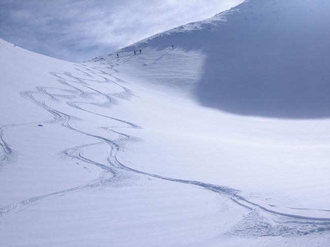 Esqui de travesía en Picos de Europa