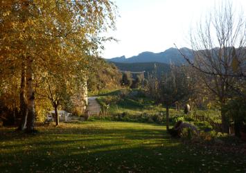 Otoño en el valle de Liébana en los apartamentos rurales Fuente de Somave