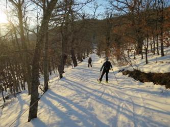 Esquí de travesía por Cahecho
