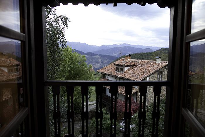 Foto del balcón desde la cocina-comedor