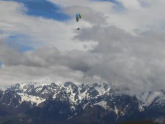 Volando por los Picos e Europa