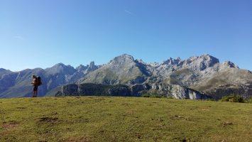 Picos de Europa. Cueto Llerosos